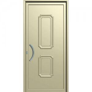 Πόρτα Ασφαλείας Αλουμινίου Κατηγορία 2