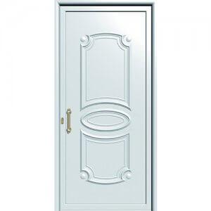 Πόρτα Ασφαλείας Αλουμινίου Κατηγορία 1