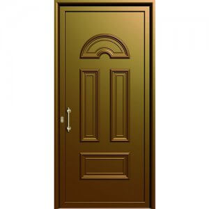 Πόρτα Ασφαλείας Αλουμινίου Κατηγορία 5