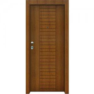 Πόρτα Ασφαλείας Laminate Με Παντογράφο Κατηγορία 2