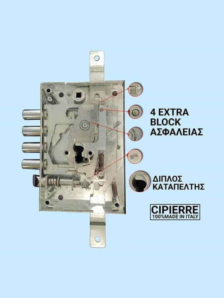Κλειδαρια Cipiere